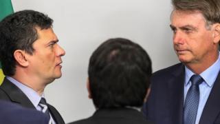 Sérgio Moro deixa Ministério da Justiça