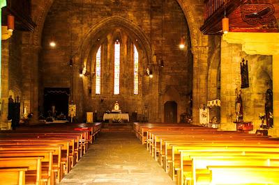 Noia, Noya Galicia Iglesia de San Martiño