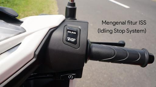 Mengenal Fitur Idling Stop System (ISS) Pada Sepeda Motor Honda!!!