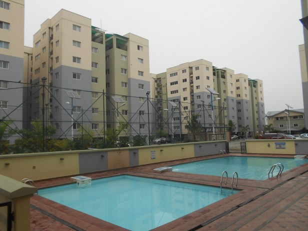 Luxury 3 Bedroom apartment | Primewater Lekki