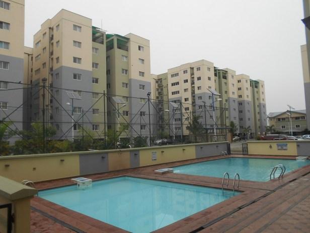Luxury 3 Bedroom apartment | Primewater Lekki