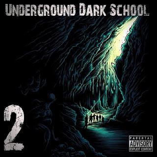 VA - Underground Dark School 2 (2016)