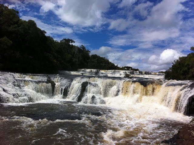 Cachoeira dos Venâncios, Jaquirana
