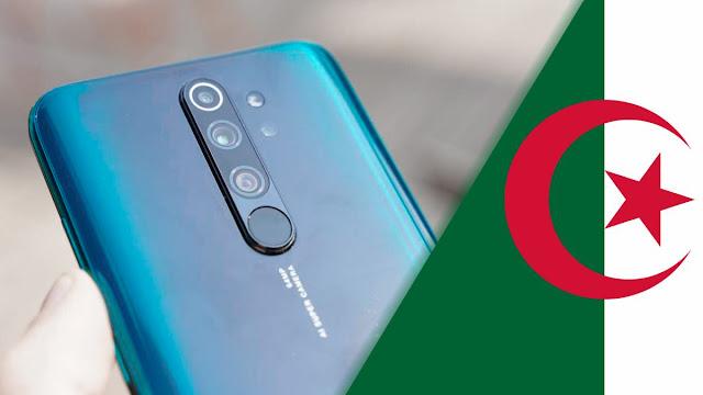 سعر هاتف ريدمي نوت 8 في الجزائر 2021