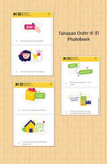 Cara order di ID Photobook