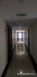 Unit alartemen di Gateway Pasteur