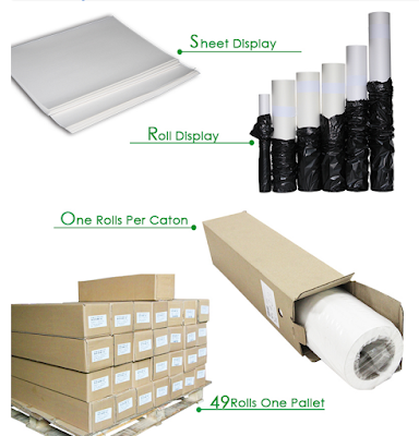 140gsm fast dry sublimation paper