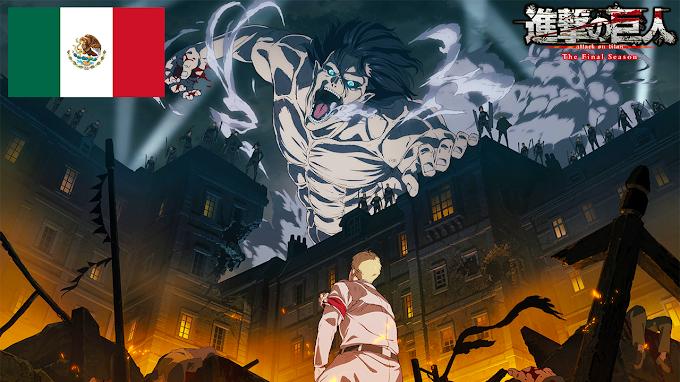 Descargar Shingeki no Kyojin Temporada 4 [15/16] [Latino] [HD] [Mega] [Mediafire] [720p] [1080p]