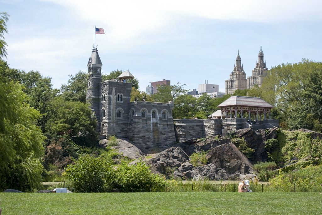 belvedere castle central park nyc