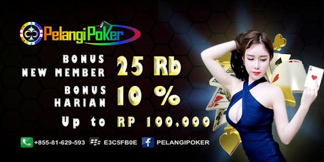 Bonus-New-Member-Terbesar-Maret-Pelangi-Poker-2019