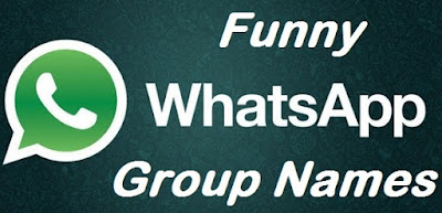 Funny Whatsapp Groups Names