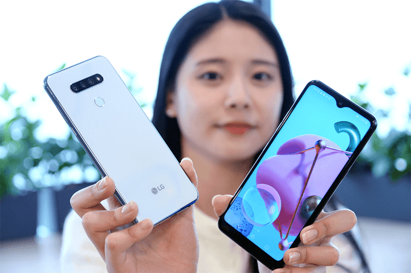LG Q51 now official, a mid-ranger with triple-cam and military-grade durability