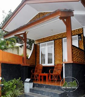 Villa Munas 2 Kamar Tidur