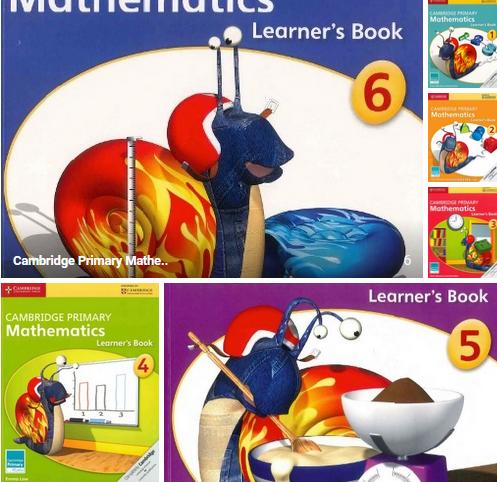 كامبريدج الابتدائية الانجليزية والعلوم والرياضيات math.png