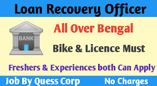 Loan Recovery Officer