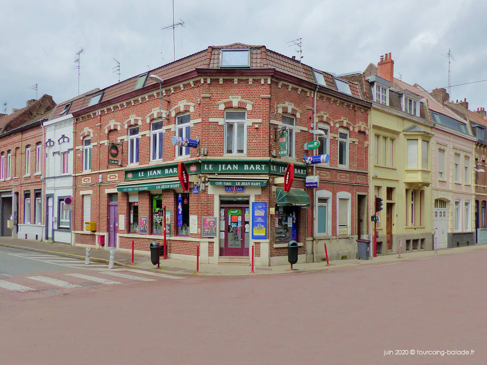 Tabac Le Jean Bart, Tourcoing