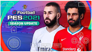Download PES 2021 PPSSPP New Full Transfer Camera PS4 & Best Graphics Face HD