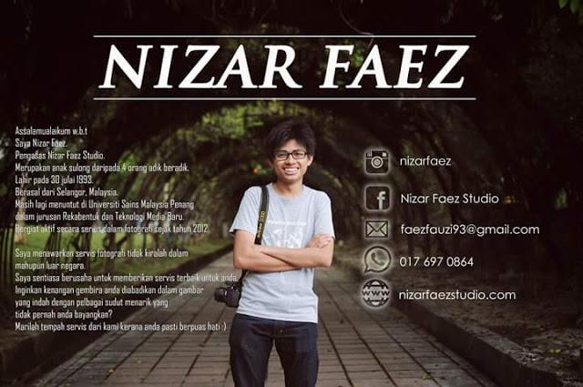 Nizar Faez Studio Jurufoto Rasmi 1st EFG Gathering 2016