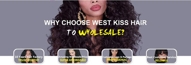 West Kiss Hair Website Anniversary Sale