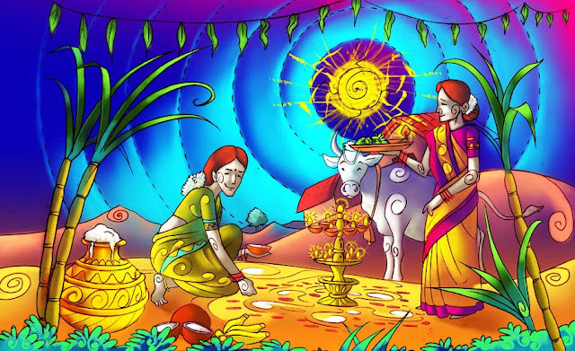 What Is Pongal Celebration