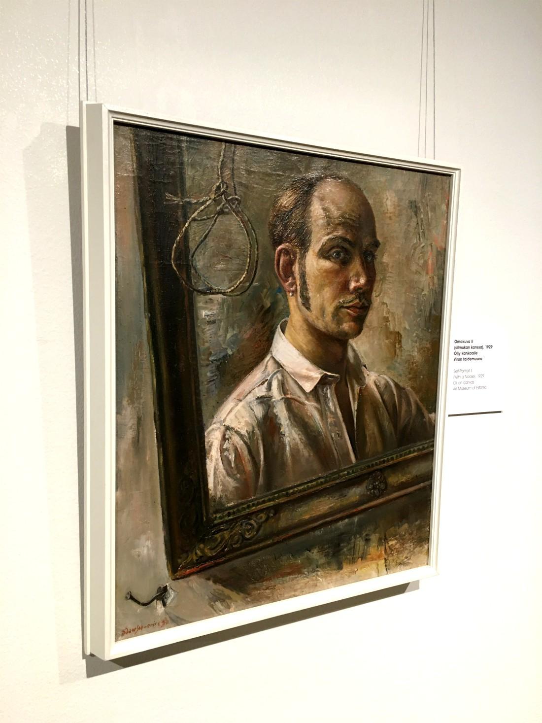 Adamson-Eric, Viron taiteen klassikko, Adamson-Eric: monipuolinen modernisti, Järvenpään taidemuseo, Rouva Sana,