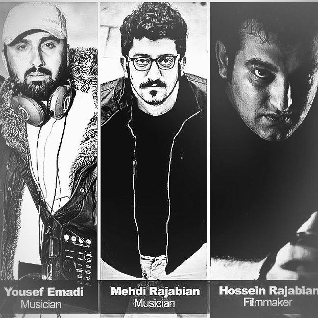 Mehdi Rajabian, Hossein Rajabian, Yousef Emadi