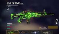 The Beast SCAR