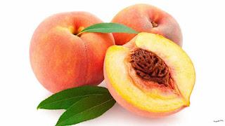 gambar buah persik