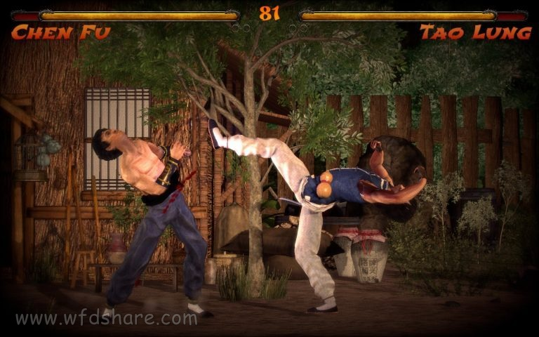 portable game setup download gratis Kings Of Kung Fu