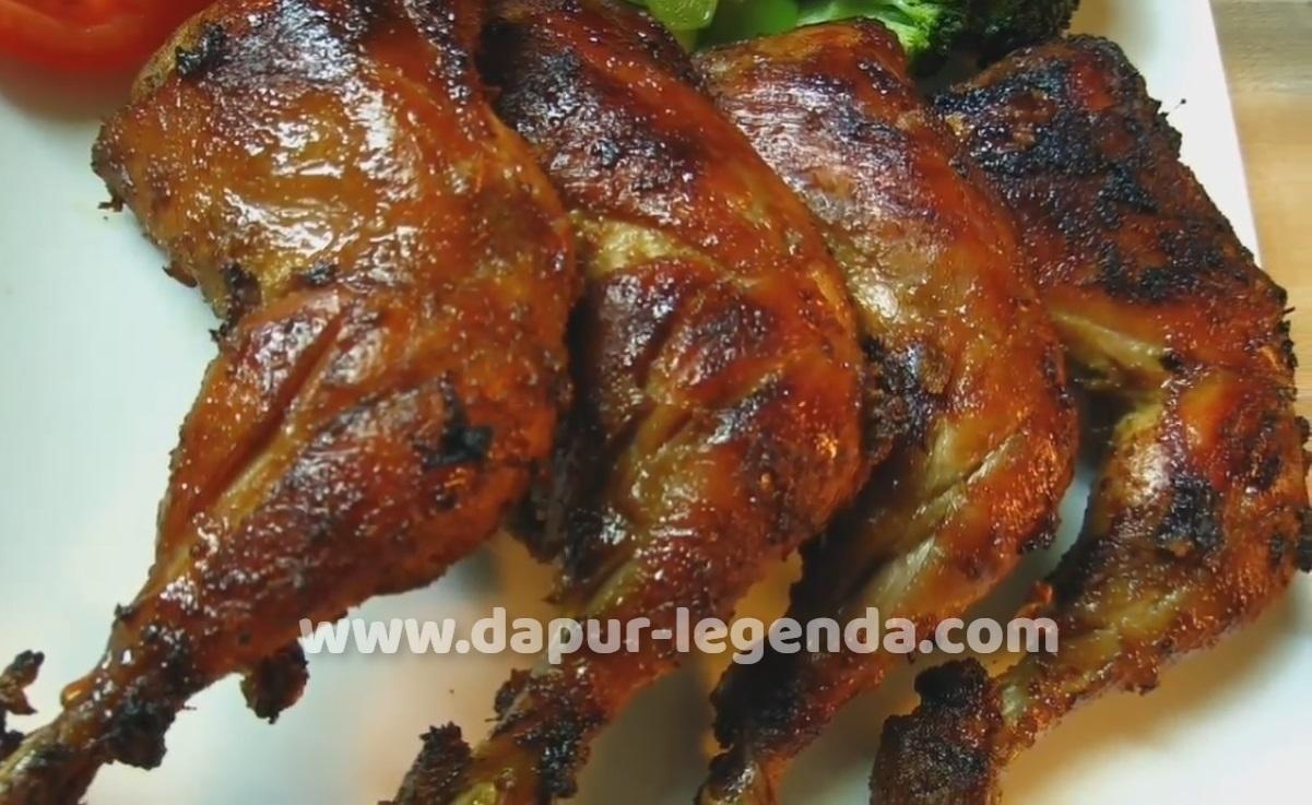 Resep dan Cara Membuat Ayam Goreng Parahyangan