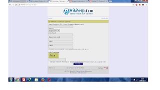 Cara Mendaftar Blog Agc di Wikiserp