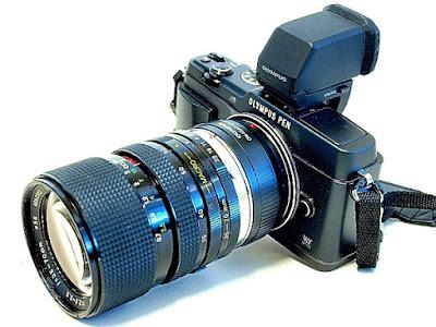 Olympus E-P5, Access P-MC 35-70mm 1:2.5~3.5 Macro Zoom