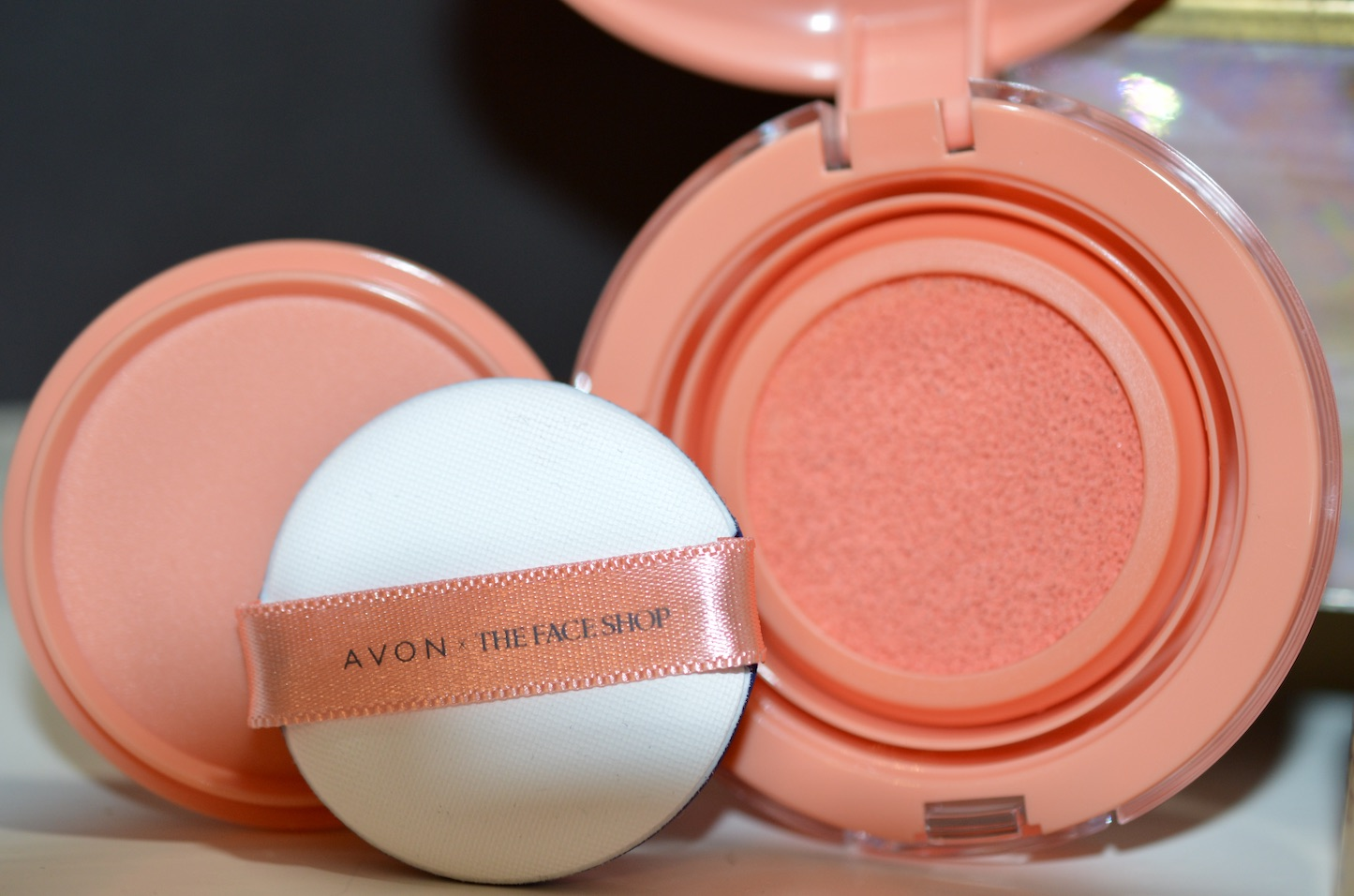 Avon Moisture Cushion Blush