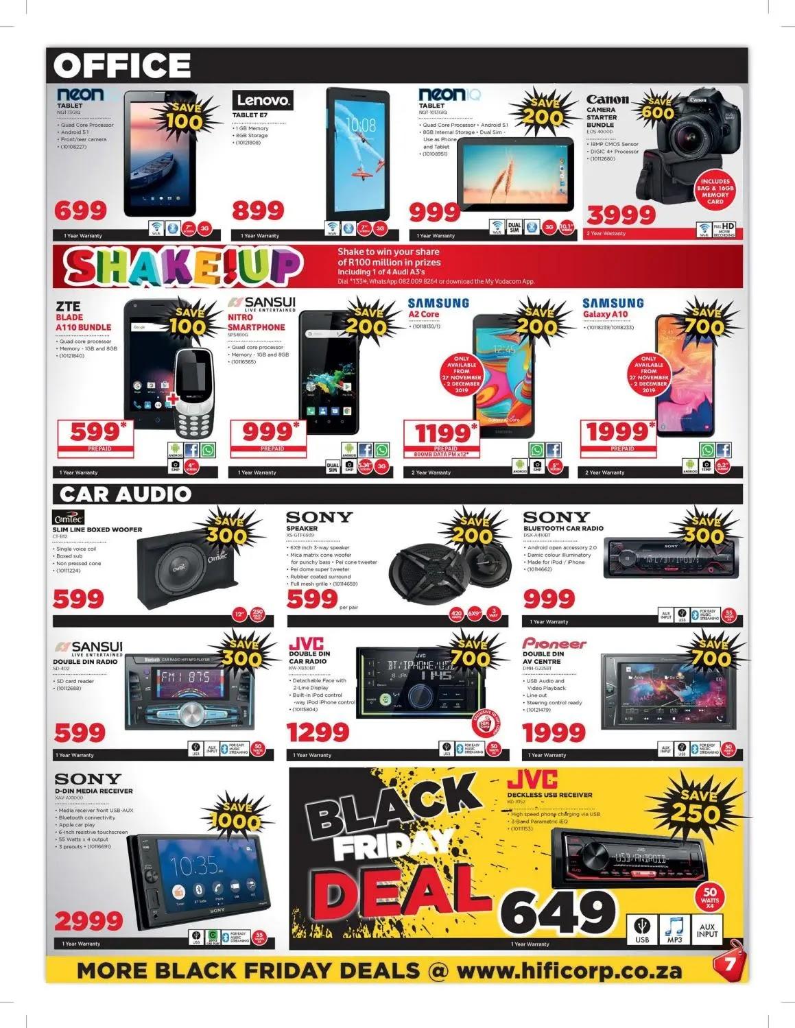HiFi Corporation Black Friday Deals  Page 7