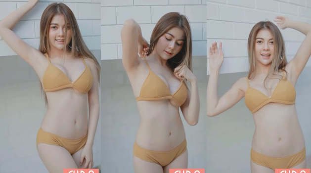 Video Model Cupemag Paeploy Panpeng