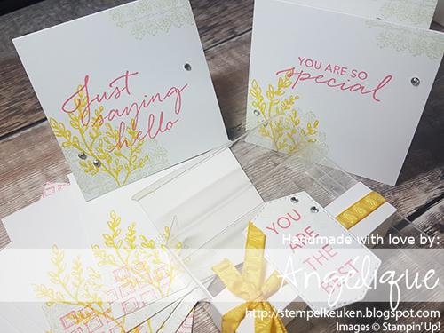 de Stempelkeuken Stampin'Up! producten koopt u bij de Stempelkeuken #stempelkeuken #stampinup #stampinupnl #simplestamping #cardsinabox #handmadecards #cardmaking #kaartenmaken #handgemaaktekaarten #echtepostiszoveelleuker #tastefultouches #vintagecards #vintage #diy #workshop #papercrafting #papierplezier #stamping #stempelen #stempeln #basteln #knutselen #denhaag #rijswijk #westland #scheveningen #thuis #savelives #stayhome #kartenbasteln #zomer