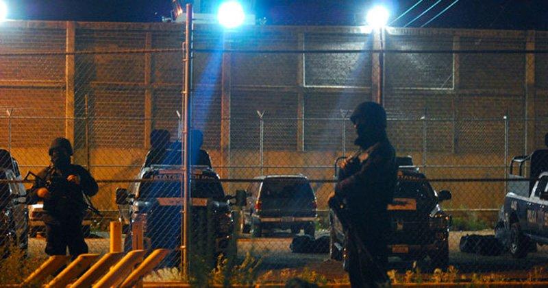 Mega fuga del Penal de Cd Victoria tras hacer tunel; Ya van 10 reos recapturados y una persona muerta