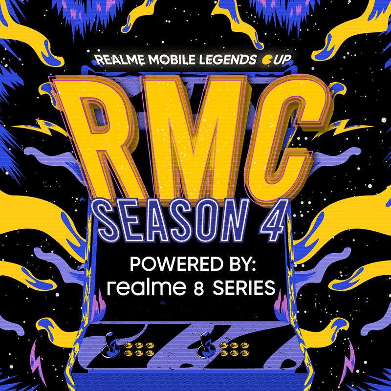 realme Mobile Legends Cup season 4