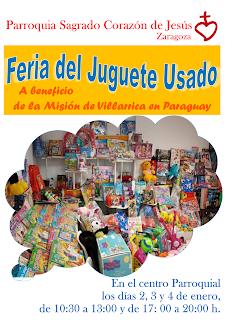 Feria del juguete usado