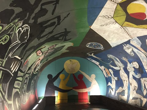 Picasso,  La Guerra e La Pace a Vallauris