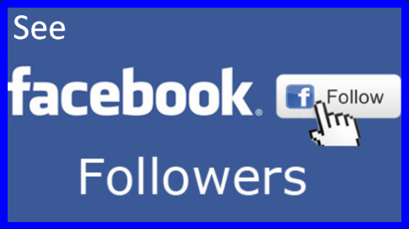How To See Followers On Facebook