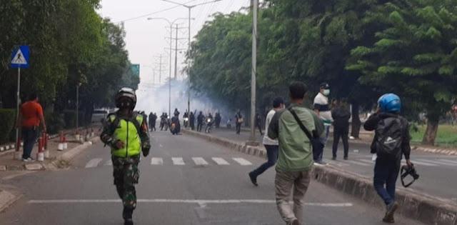 Aktivis: Penyusup Penunggang Demo Adalah Narasi Penguasa Untuk Sudutkan Oposisi