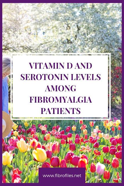 Vitamin D and serotonin among Fibromyalgia patients.