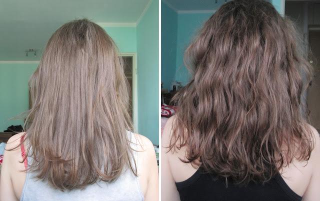 włosy po wizycie u fryzjera