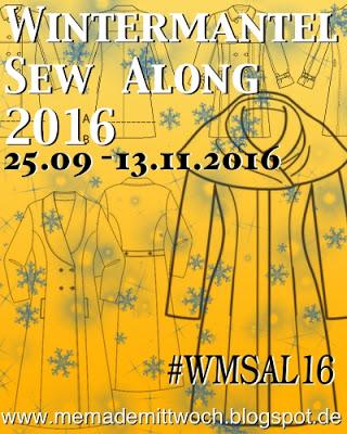 Wintermantel-Sew-Along - Inspiration