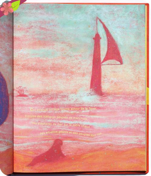 Le phare à voile de Mickaël El Fathi - éditions La Palissade
