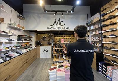 Ouverture du premier magasin MaChaussure.ma à Casablanca.