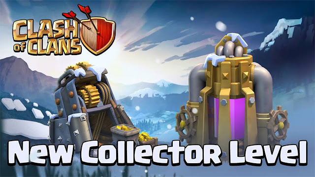 Clash Of Clans Elixir Collector