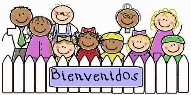 COLEGIO SANTA MARIA MAGDALENA 3 AÑOS INFANTIL: BIENVENIDOS