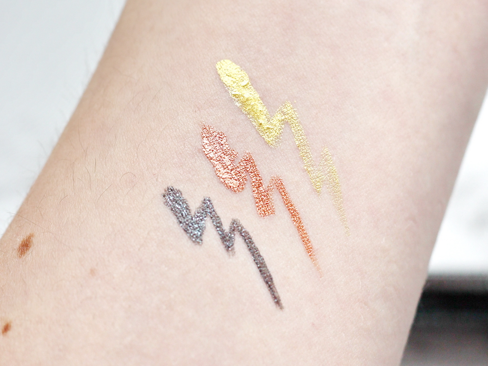 manhattan wonderproof eyeliner swatch